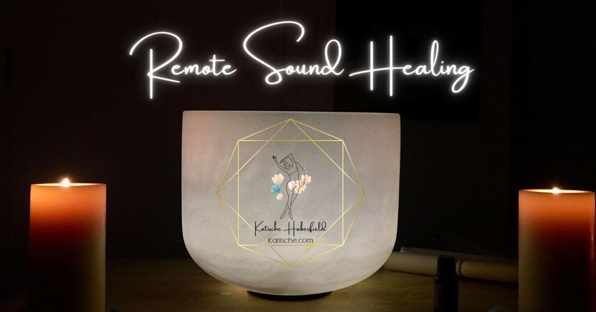 remote sound healing