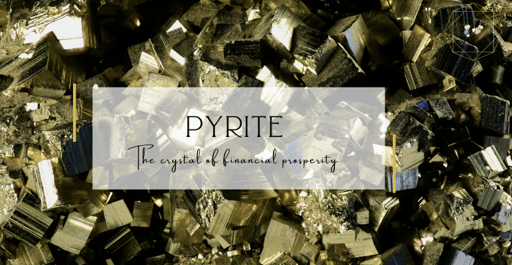 pyrite financial prosperity